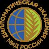 Логотип ДА МИД России