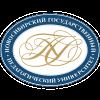 Логотип НГПУ